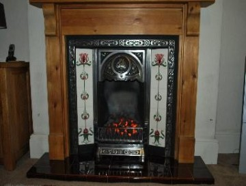 Gas fires and surrounds